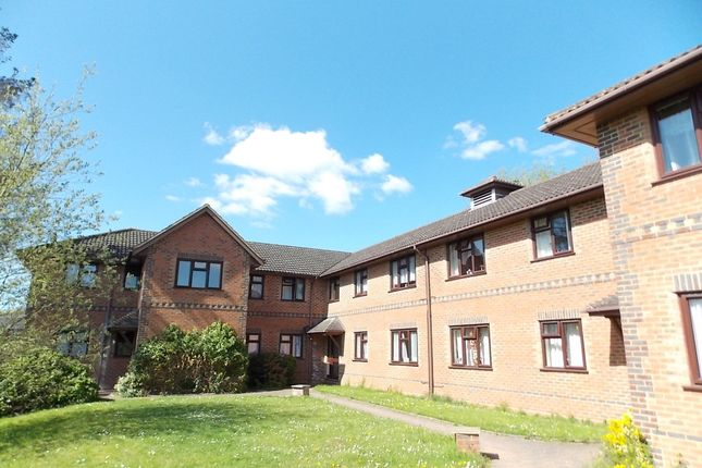 Thumbnail Flat to rent in Station View, Frimley Road, Ash Vale, Aldershot