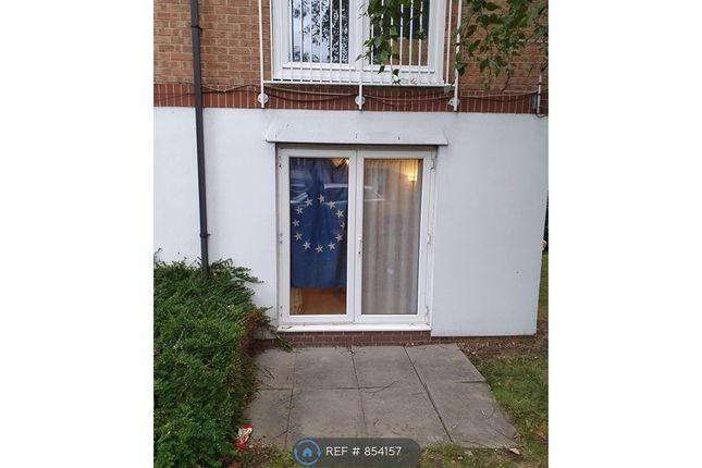 Exclusive Patio + Back Door