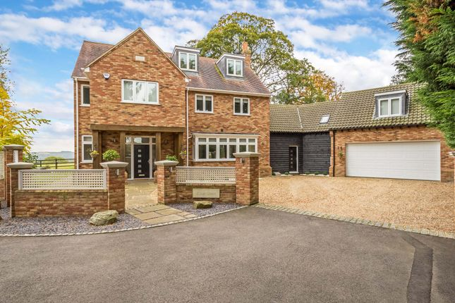 Thumbnail Detached house for sale in Orchard Road, Pulloxhill, Bedford