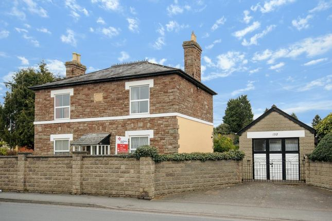 Thumbnail Detached house for sale in Westfields, Hereford