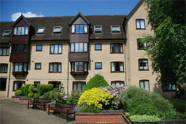 Thumbnail Flat for sale in Cavendish Court, Recorder Road, Norwich