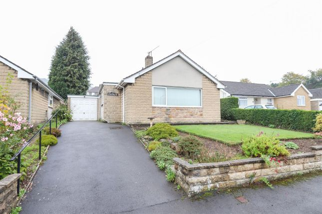 Thumbnail 3 bed detached bungalow for sale in Stoneleigh, Carlton Avenue, Darley Dale