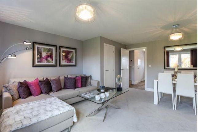 Thumbnail Semi-detached house for sale in Arras Boulevard, Hampton Magna, Warwick