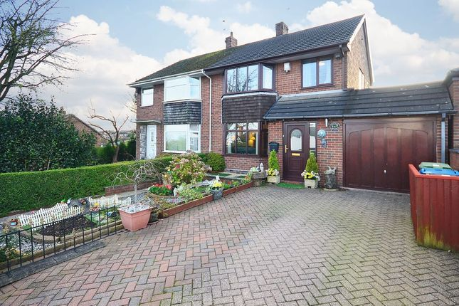 Thumbnail Semi-detached house for sale in Blythe Avenue, Meir Heath, Stoke-On-Trent