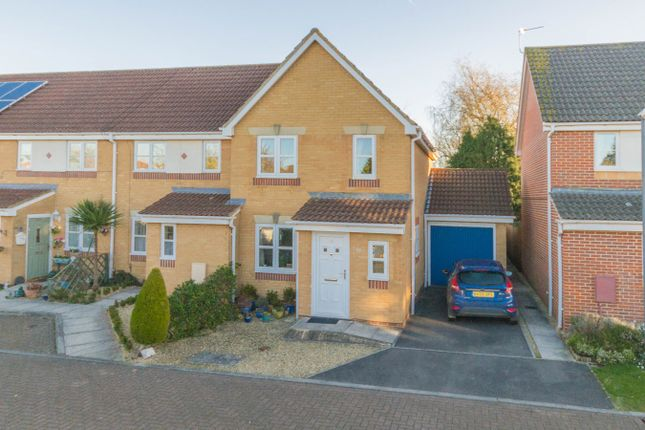 Thumbnail End terrace house to rent in Chatterton Road, Yate, Bristol