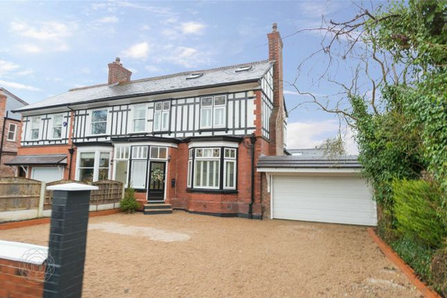 5 bed semi-detached house for sale in Broadoak Road, Worsley, Manchester
