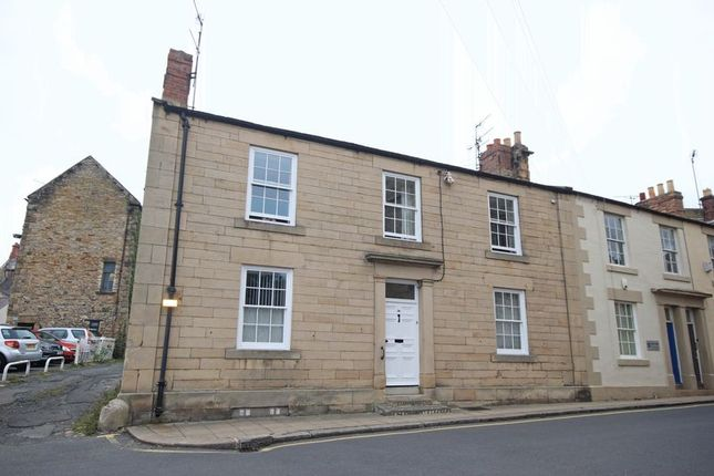 Thumbnail Flat to rent in Hallgate, Hexham