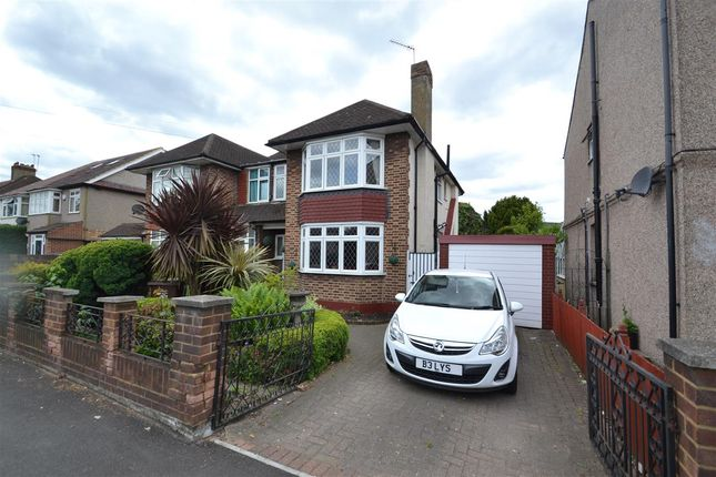 Semi-detached house for sale in Harlington Road East, Feltham