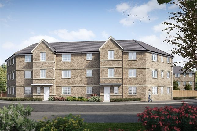 "Thumbnail Flat for sale in ""The Piel"" at Clarks Close, Yeovil"