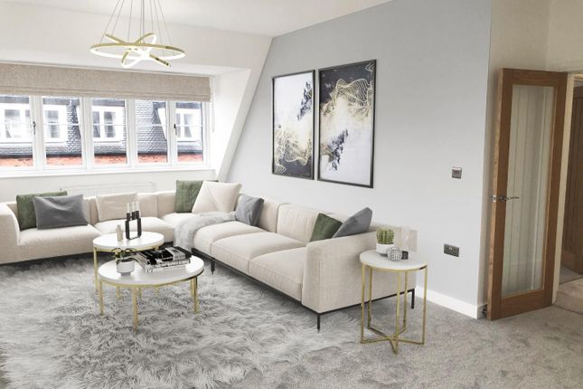 2 bed flat for sale in Apt 5, Berkeley Court, 37 Warwick Street, Earlsdon, Coventry CV5