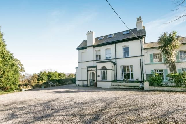 Thumbnail Semi-detached house for sale in Llanfaes, Beaumaris, Sir Ynys Mon