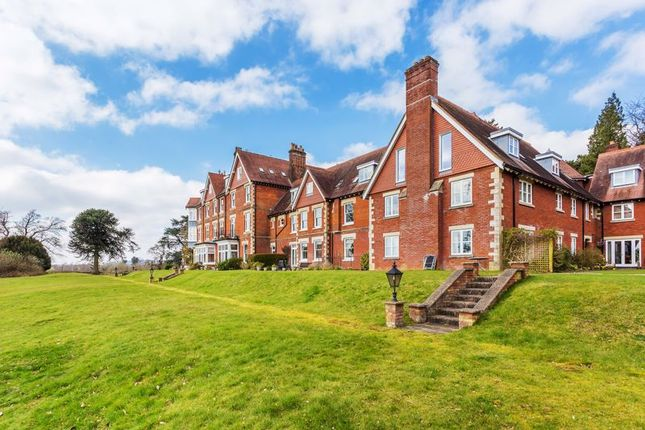 Thumbnail Flat for sale in Holmesdale Park, Coopers Hill Road, Nutfield, Redhill
