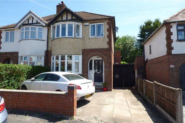 3 bed semi-detached house for sale in Birchwood Avenue, Littleover, Derby DE23