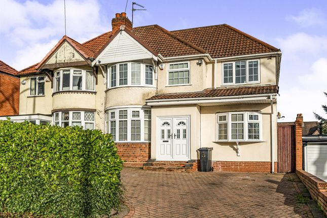 Thumbnail Semi-detached house for sale in The Broadway, Dudley