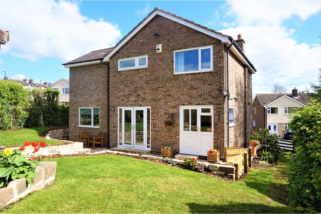 Thumbnail Detached house for sale in Newlay Mount, Horsforth Leeds