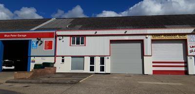 Thumbnail Light industrial to let in Basingstoke Enterprise Centre, Wet Ham Lane, Basingstoke, Hampshire