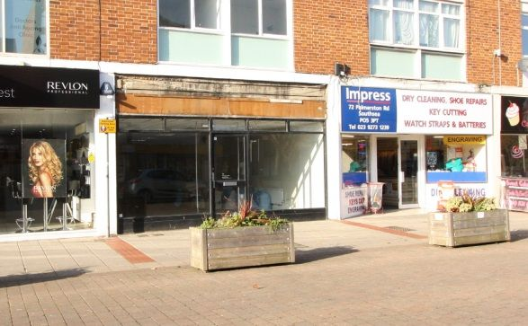 Thumbnail Retail premises to let in Palmerston Road, Southsea