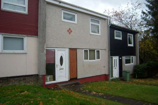Thumbnail Terraced house to rent in Larch Drive, East Kilbride, Glasgow
