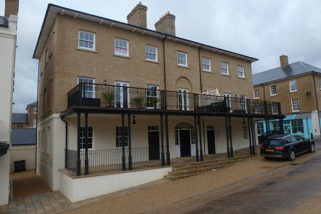 Thumbnail Flat to rent in Buttermarket, Poundbury, Dorchester