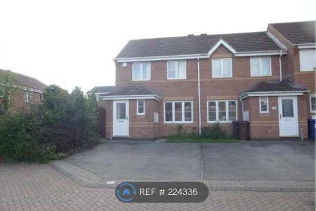 Thumbnail End terrace house to rent in Springvale Grove, Sheffield