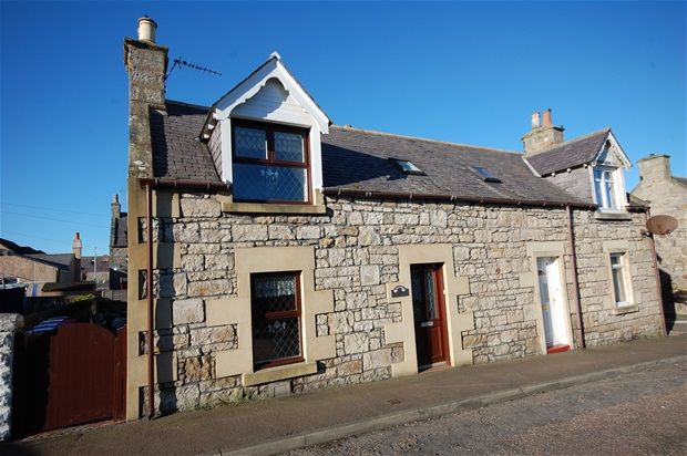 Thumbnail Semi-detached house for sale in Argyle Street, Lossiemouth, Elgin