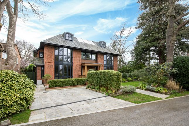 Thumbnail Detached house to rent in Coombe End, Kingston Upon Thames