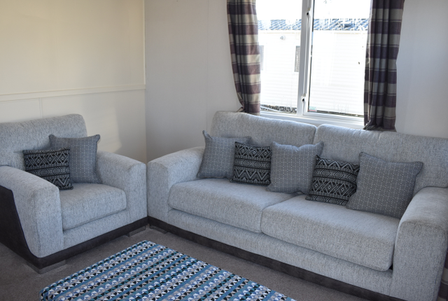 The  Boasts A Compact Yet Elegant Lounge Space With Stylish