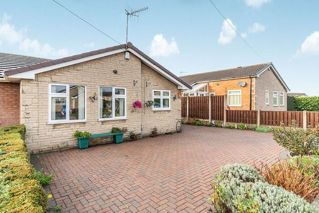 Thumbnail Bungalow for sale in St. Philips Drive, Hasland, Chesterfield
