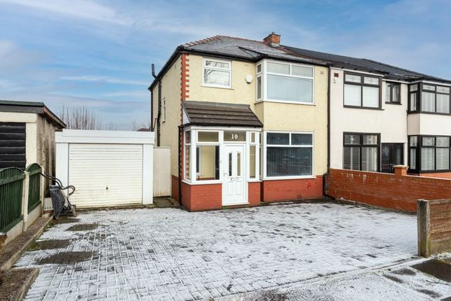 Thumbnail Semi-detached house to rent in Springfield Road, Great Lever, Bolton, Lancashire.