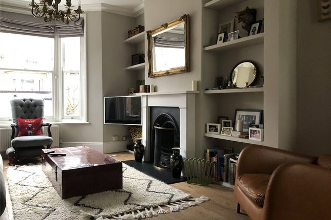 Thumbnail Terraced house to rent in Corbyn Street, Crouch End