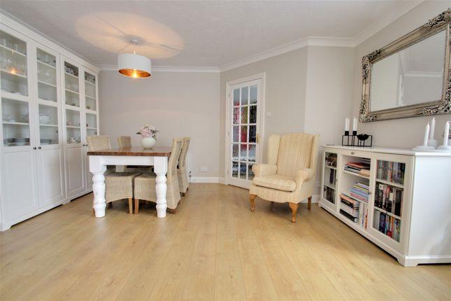 Dining Room of Fullaford Park, Buckfastleigh TQ11