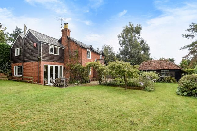 Thumbnail Detached house for sale in Shiplake Cross, Henley-On-Thames