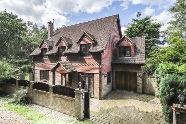 Thumbnail Detached house for sale in Gordon Road, Crowthorne, Berkshire