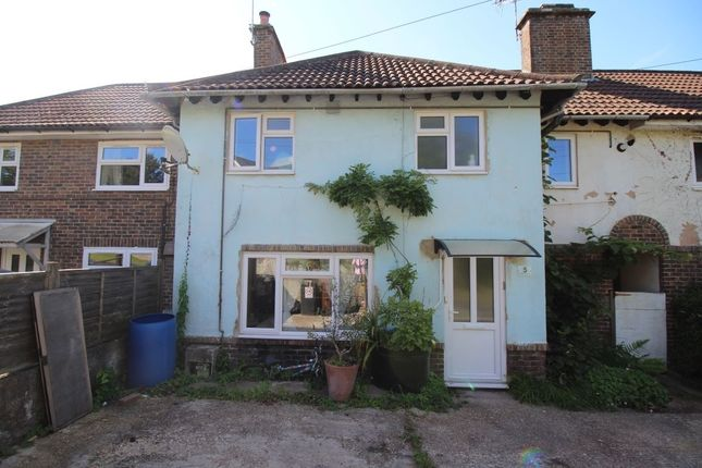 Thumbnail Terraced house for sale in Forest Fold Cottages, London Road, Crowborough