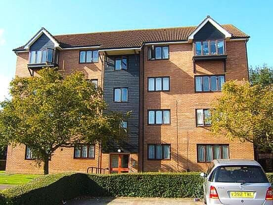 Thumbnail Flat for sale in Shepley Mews, Enfield