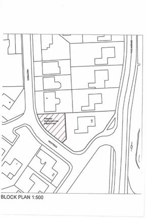 Thumbnail Land for sale in The Avenue, Leigh