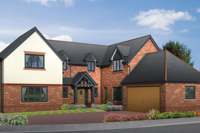 Thumbnail Detached house for sale in The Larches, Moor Lane, Wilmslow, Cheshire