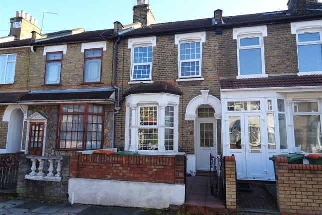 Thumbnail End terrace house for sale in Olive Road, London