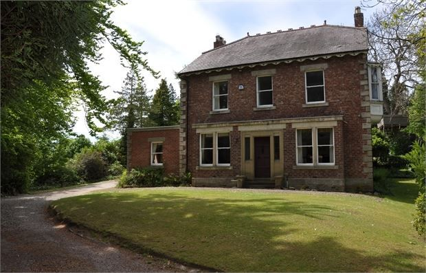 Thumbnail Detached house for sale in Fenholme House, 10 Cadehill Road, Stocksfield
