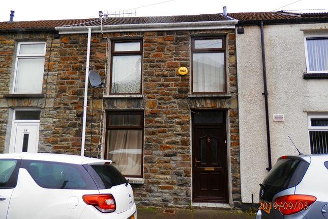 11 Scott Street, Tynewydd, Rhondda Cynon Taff. CF42