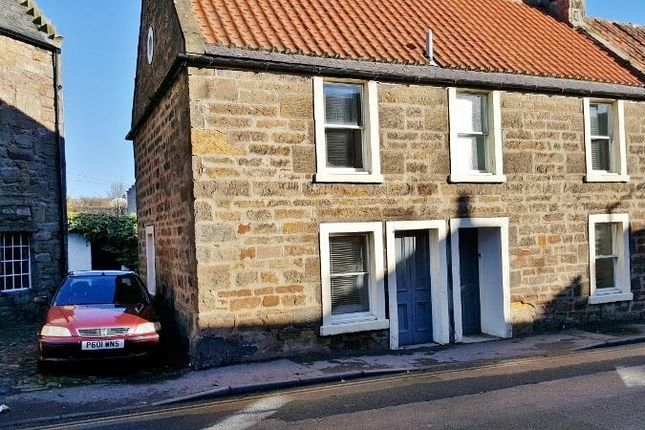 Thumbnail End terrace house for sale in High Street West, Anstruther