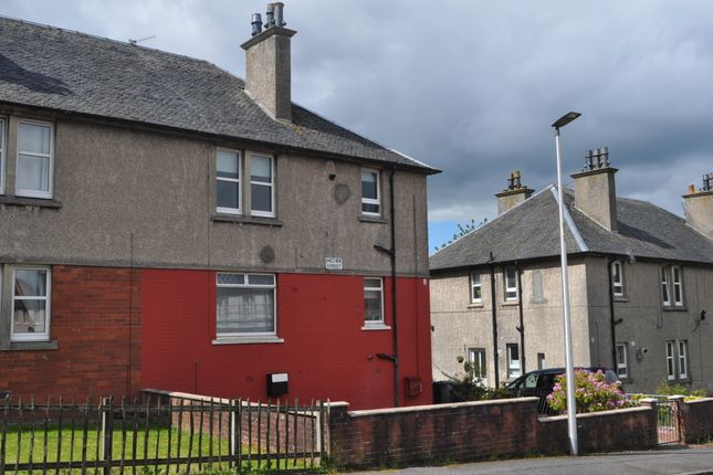 Thumbnail Flat for sale in Hozier Street, Carluke