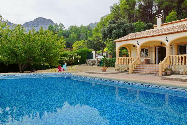 3 bed villa for sale in Vall De Laguar, Marina Alta, Dénia, Alicante, Valencia, Spain