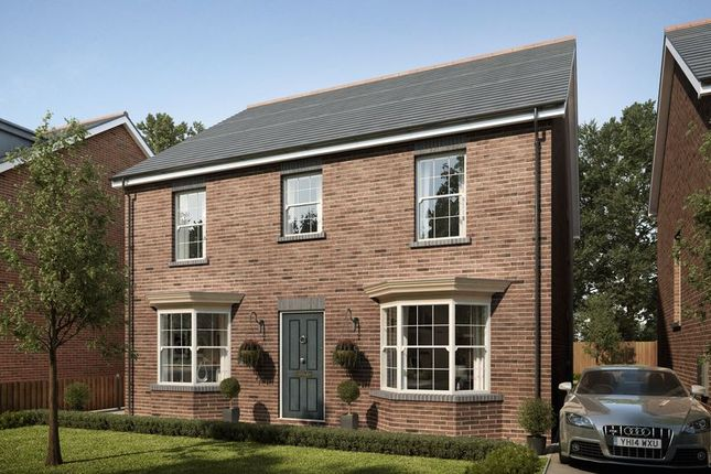 Thumbnail Detached house for sale in Plot 54, Mansion Gardens, Penllergaer, Swansea