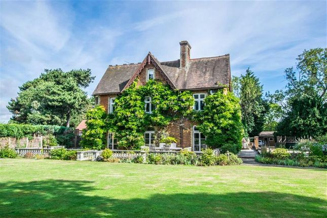 Thumbnail Link-detached house for sale in Rush Green, Hertford, Herts