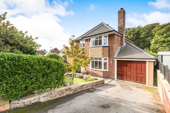 Thumbnail Detached house for sale in Hady Lane, Chesterfield