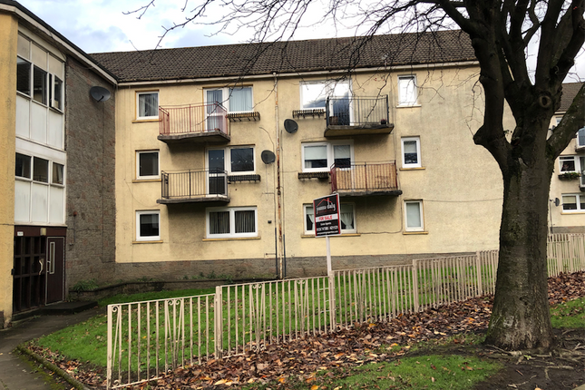 Thumbnail Flat for sale in Deedes Street, Coatbridge