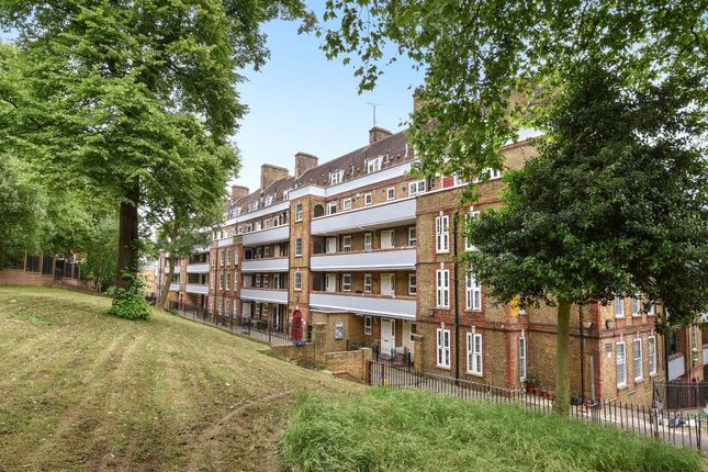 Thumbnail Flat for sale in Welby House, Hazelville Road, Archway, London