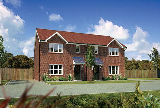 Thumbnail Detached house for sale in Douglas Meadow, Bolton Road, Adlington