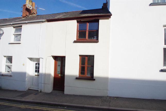 Thumbnail Terraced house for sale in Heanton Street, Braunton